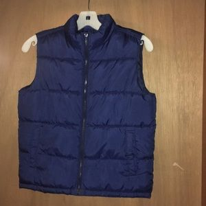 Old Navy Boys Puffer Vest